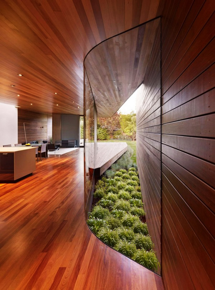 wooden wall interior decorating to warm your house (11)