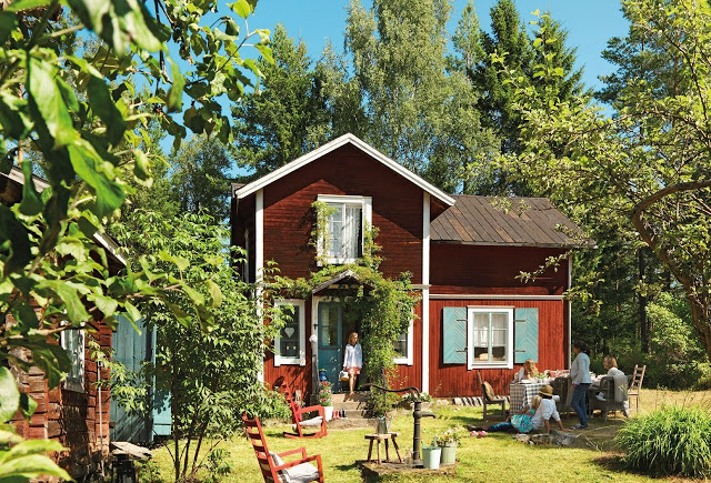 Casă de vacanță în Suedia  1