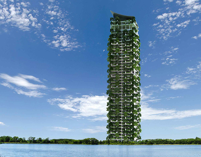 Clearpoint Residences living green (1)