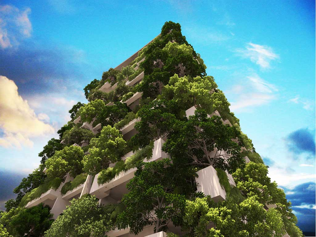 Clearpoint Residences living green (2)