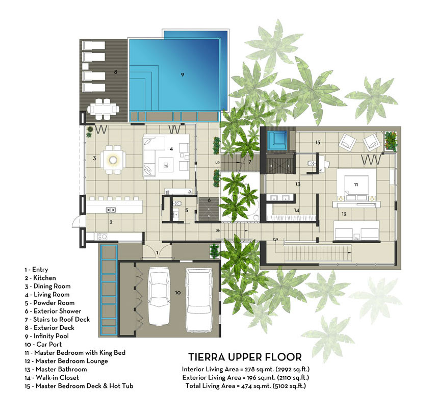 for Costa rica house plans