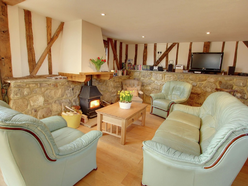 barn to house cottage country style wooden loft (3)