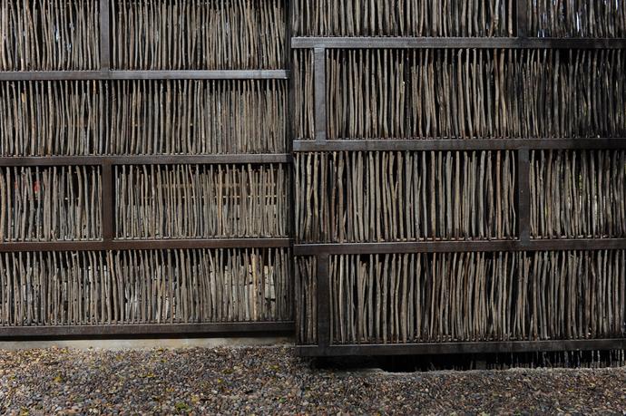 china library natural wooden loft (4)