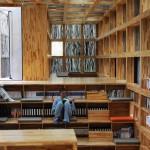 ห้องสมุด Liyuan Library ในประเทศจีน ตกแต่งด้วยไม้ทั้งหมด ให้ความรู้สึกธรรมชาติ
