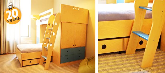 compact bed for interior idea design indoor bedroom (3)
