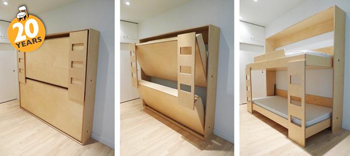compact bed for interior idea design indoor bedroom (5)