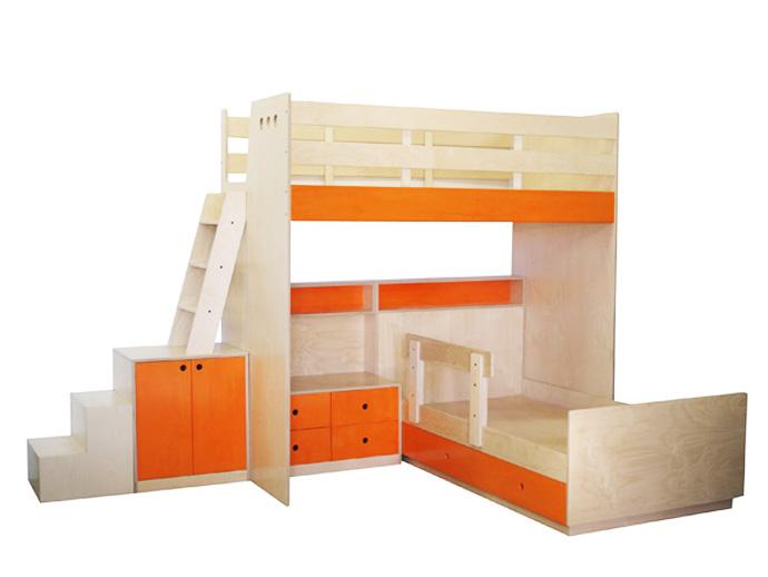compact bed for interior idea design indoor bedroom (9)