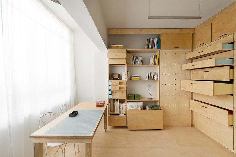 compact condominium design (2)
