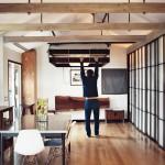 แบบบ้านหลังเล็ก ตกแต่งภายในแบบร่วมสมัย ให้ใช้ได้ทุกประโยชน์ในพื้นที่จำกัด