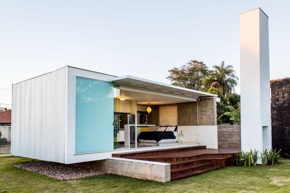 container house modern built in furniture (13)