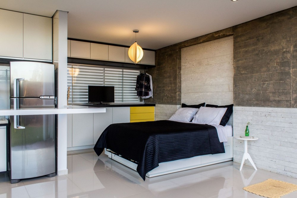 container house modern built in furniture (16)