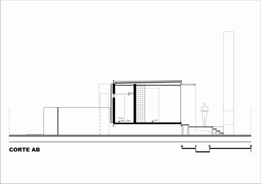 container house modern built in furniture (3)