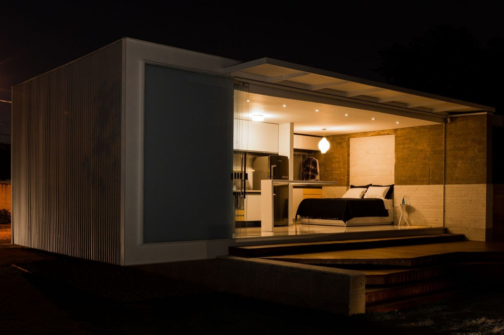 container house modern built in furniture (6)