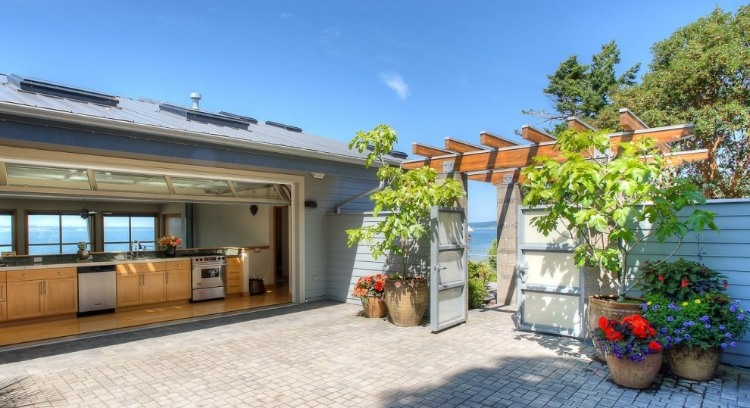 contemporary house beach sea oceanview for peaceful (9)