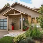 บ้านชั้นครึ่งแบบเรียบง่าย ตกแต่งภายในแนวลอฟท์ทันสมัย ให้อยู่อาศัยอย่างสบายๆ