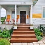 แบบบ้านกระท่อมไม้ขนาดชั้นครึ่ง ออกแบบอารมณ์คันทรี เพื่อความสุขของครอบครัว