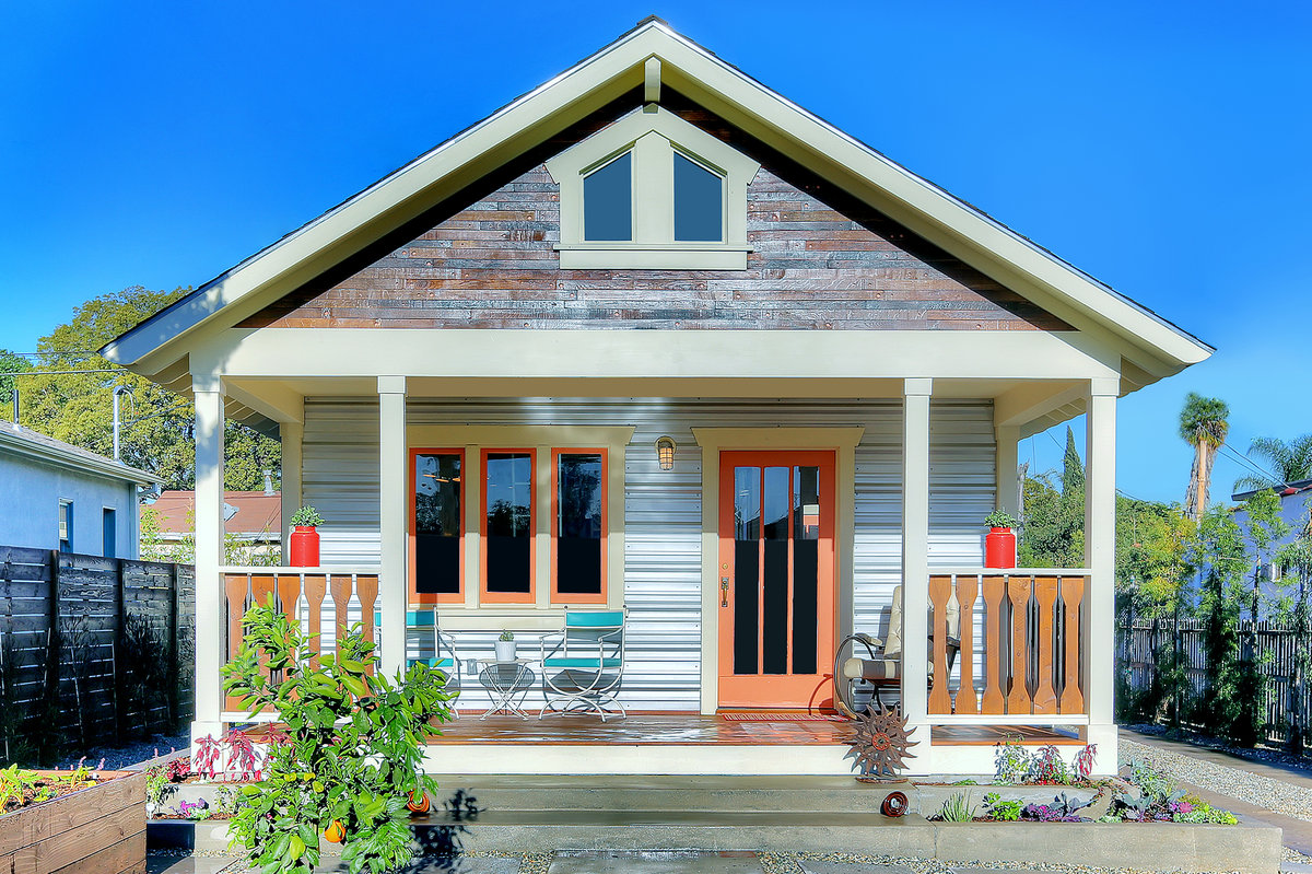 cottage house to make you a warm family living (2)