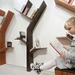 รวม 33 ไอเดียชั้นวางหนังสือแบบสร้างสรรค์ สร้างความโดดเด่นและเอกลักษณ์ให้บ้าน