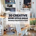 รวม 30 ไอเดียตกแต่งมุมทำงานภายในบ้าน เพื่อบรรยากาศการทำงานอย่างมีสไตล์