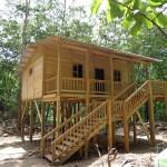 แบบบ้านไม้ทรงใต้ถุน ออกแบบแนวคลาสสิค กับรูปแบบชีวิตดั้งเดิมที่เป็นธรรมชาติ