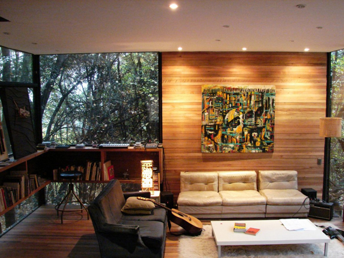house modern contemporary in forest (16)