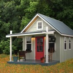 แบบบ้านทรงกระท่อมขนาดเล็ก ให้อารมณ์แบบคันทรี ภายในงบประมาณที่จำกัด