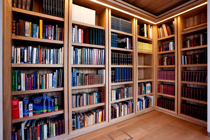 library in house idea (8)