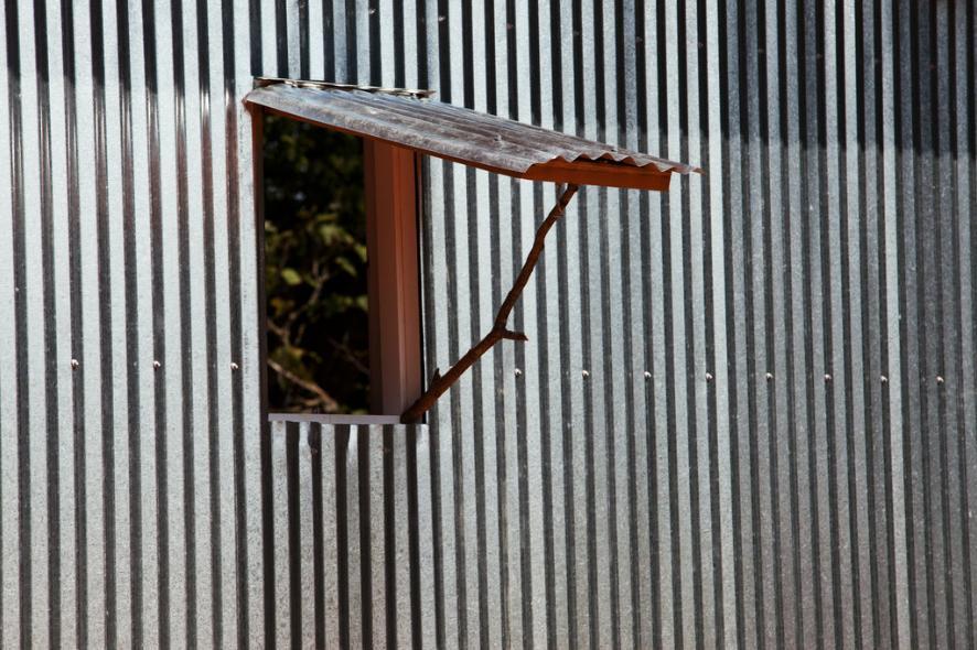 mini cottage house metalsheet (2)