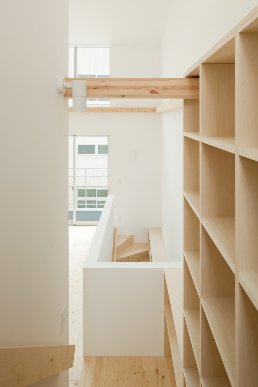 minimal modern townhouse in osaka japan (12)