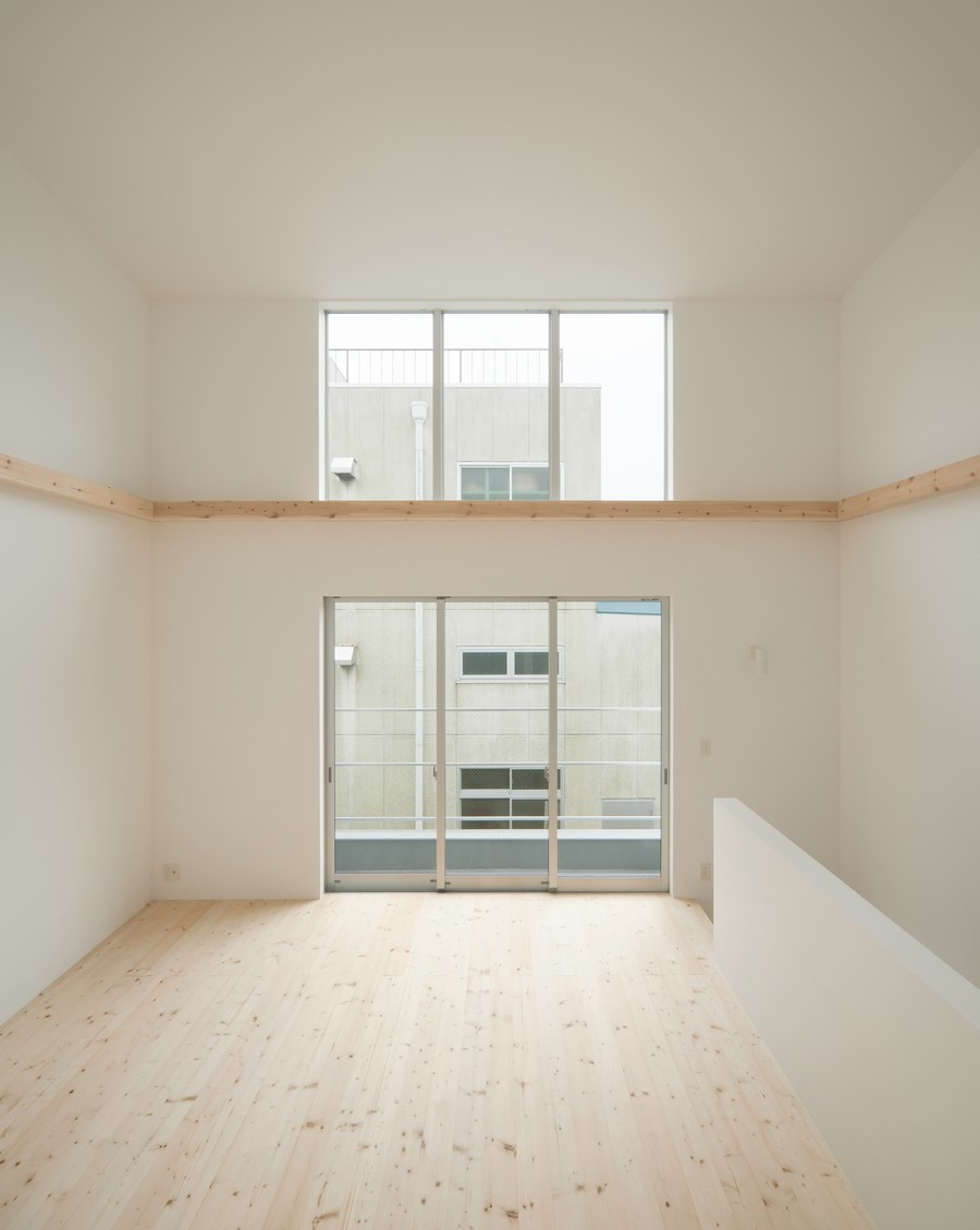 minimal modern townhouse in osaka japan (6)