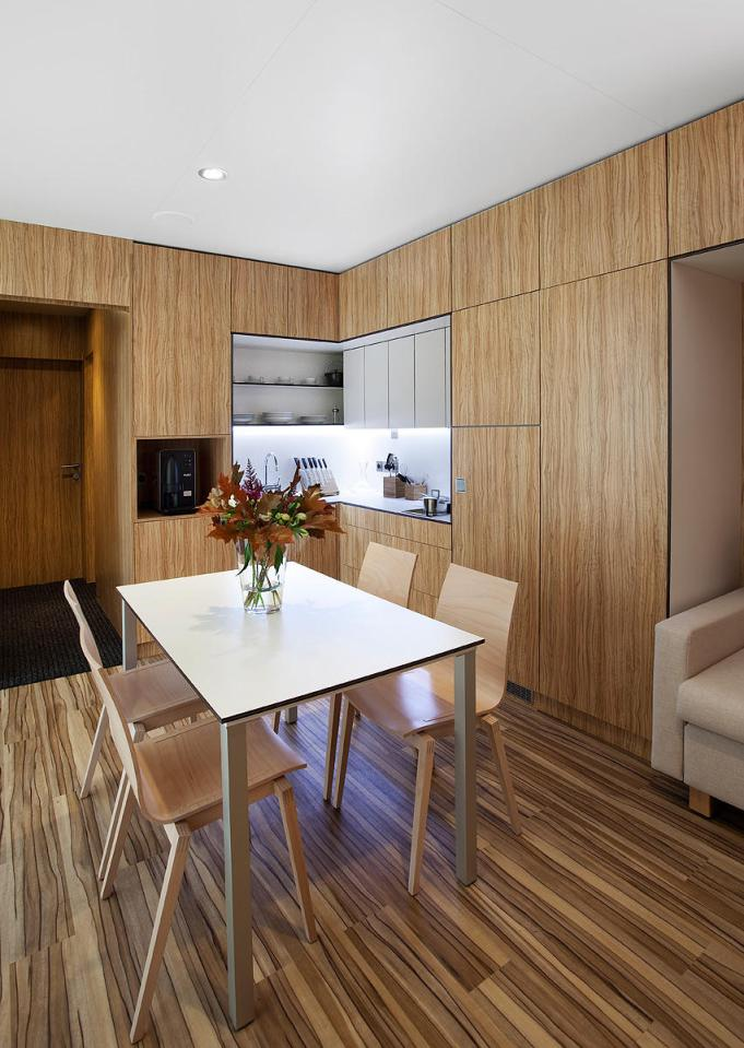 modern compact wooden house for small living (10)