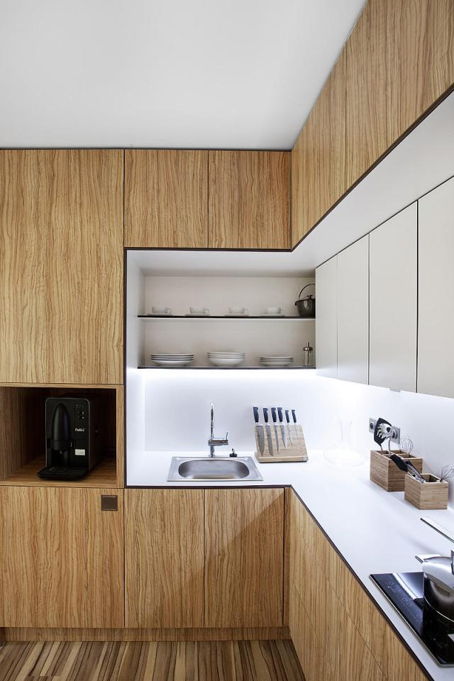 modern compact wooden house for small living (11)