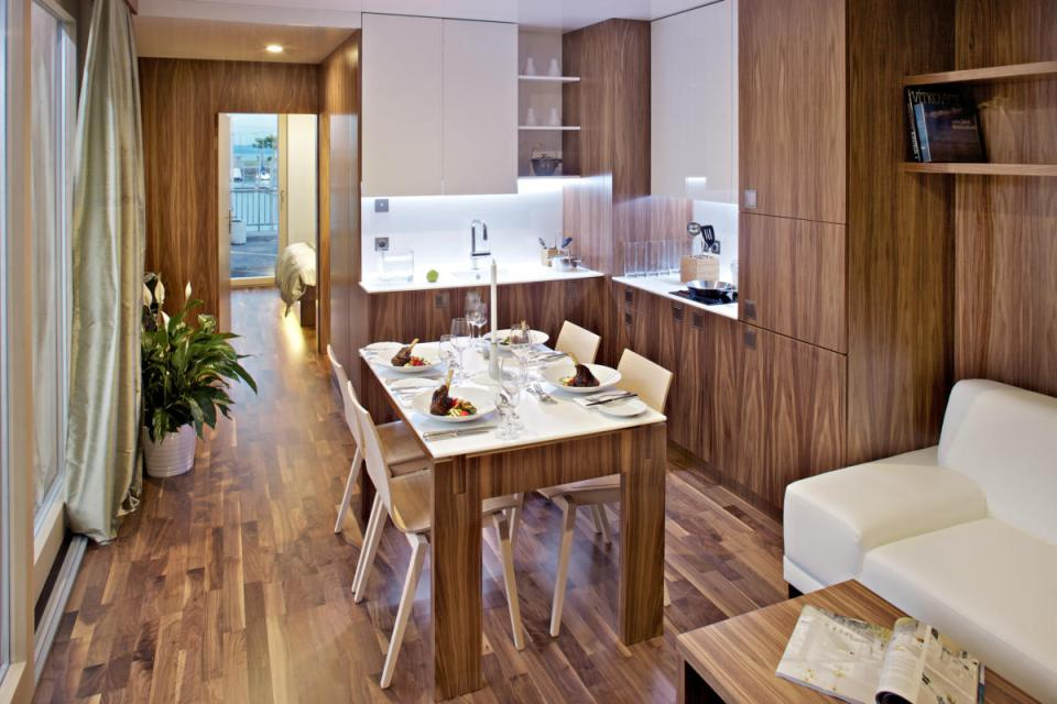 modern compact wooden house for small living (13)