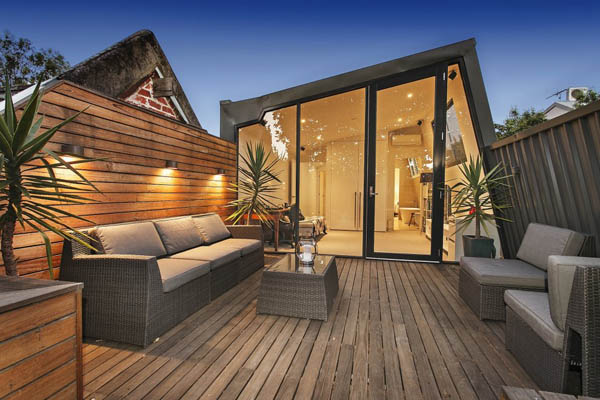 modern contemporary cottage townhouse australia (1)
