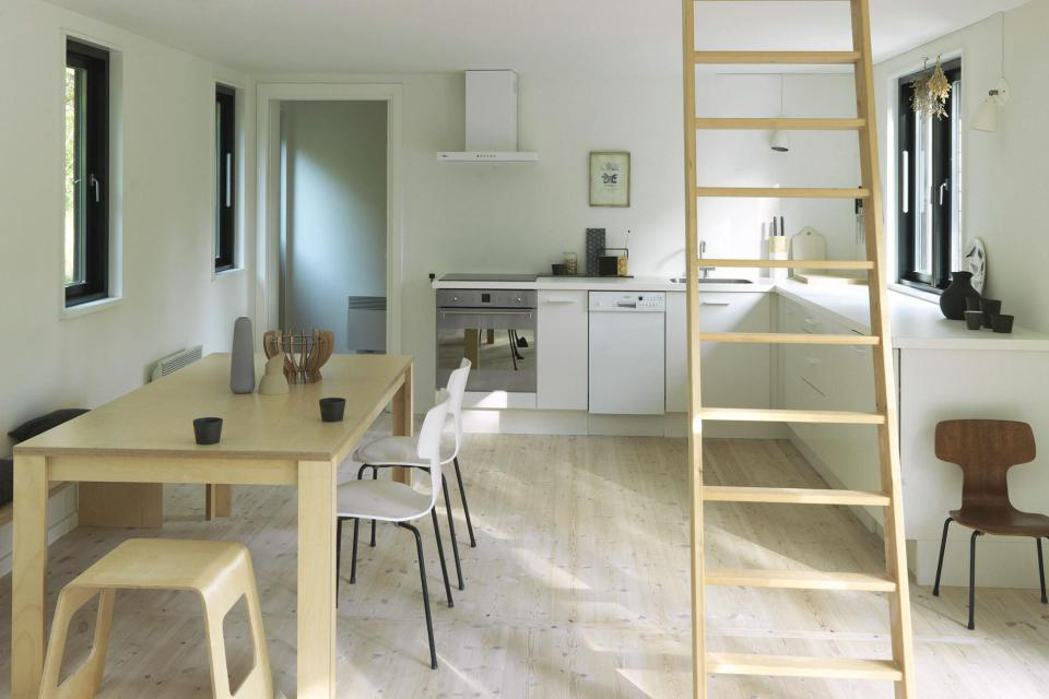 modern contemporary loft cottage house in denmark (2)