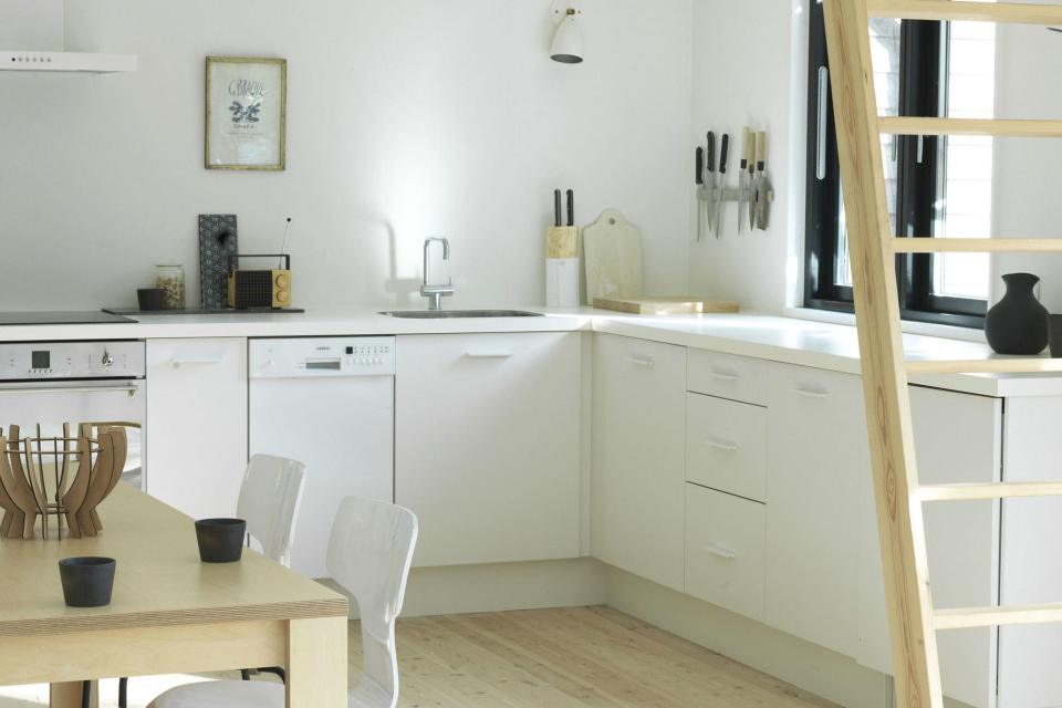 modern contemporary loft cottage house in denmark (4)