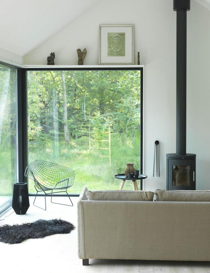 modern contemporary loft cottage house in denmark (9)