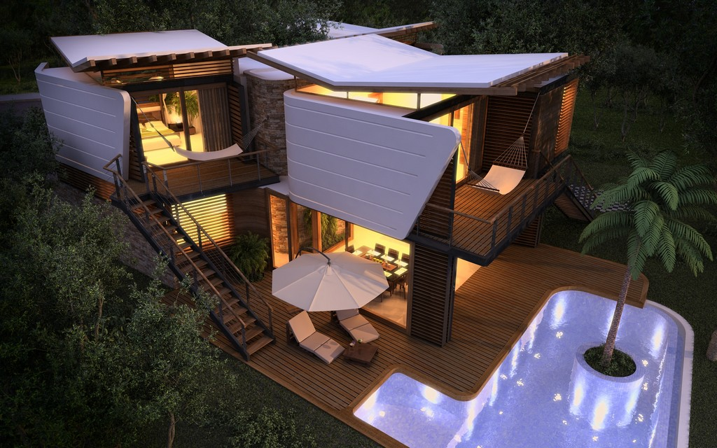 modern contemporary tropical house in mexico (15)