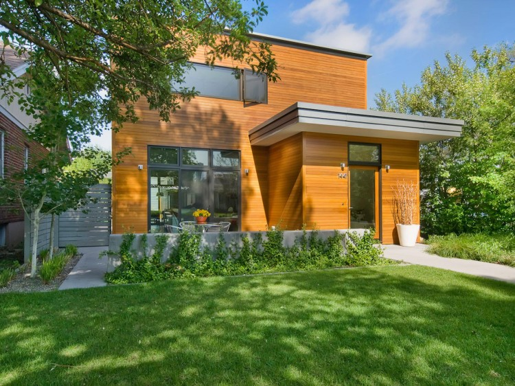 modern contemporary wood house (1)