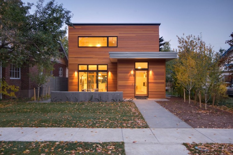 modern contemporary wood house (3)
