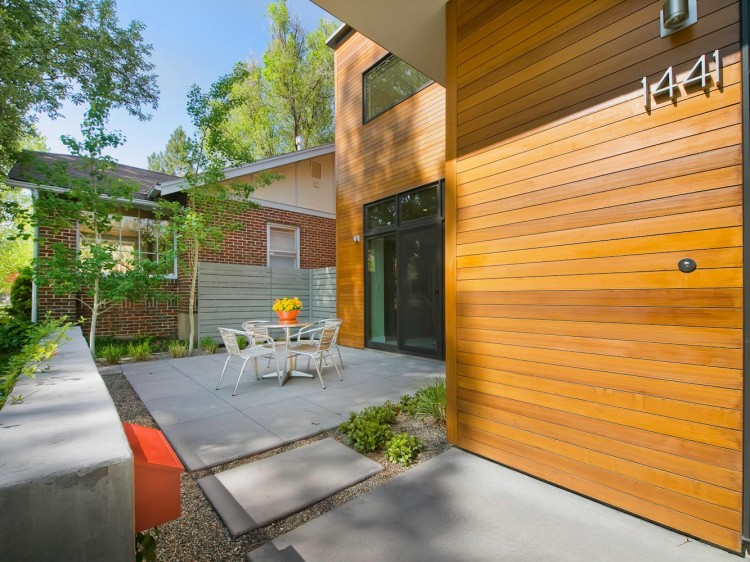 modern contemporary wood house (4)