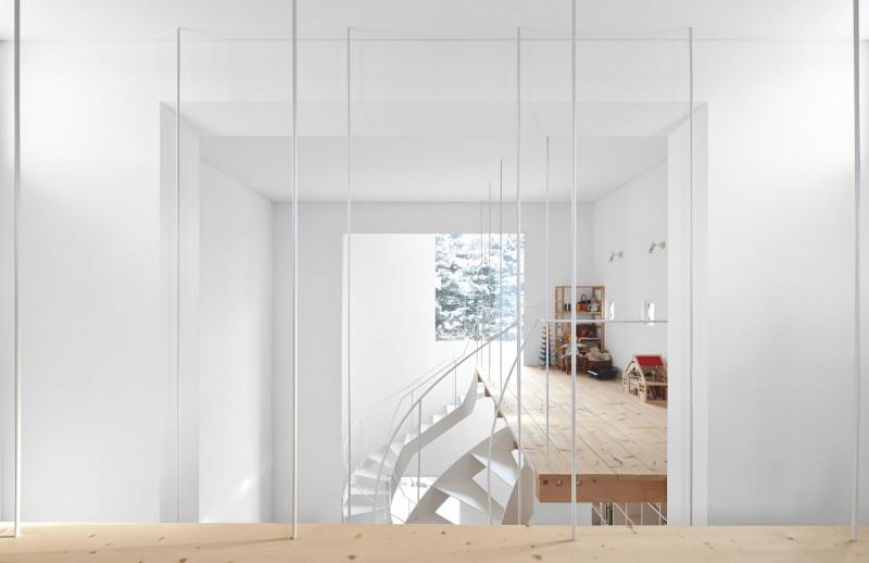 modern loft house in japan (12)
