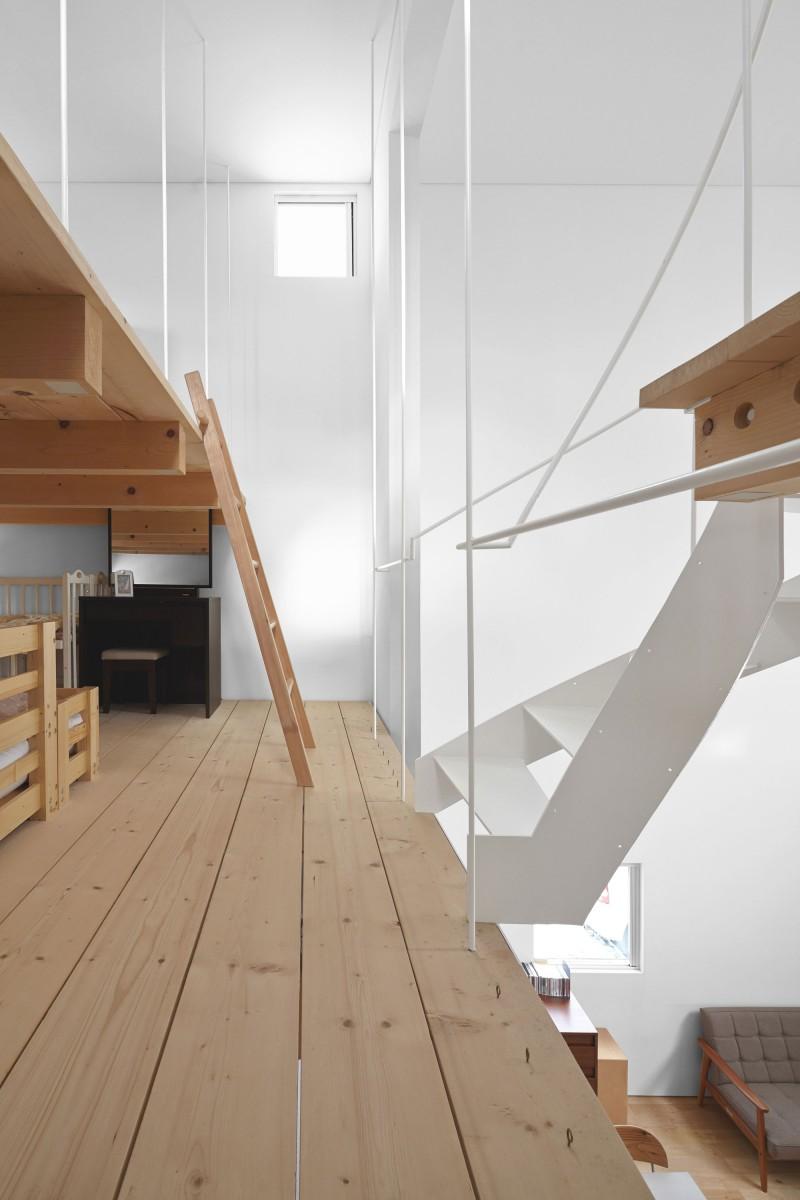 modern loft house in japan (13)