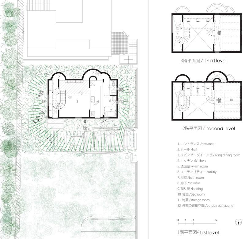modern loft house in japan (14)