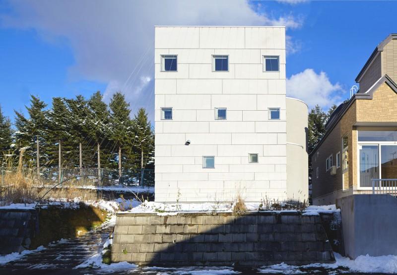 modern loft house in japan (2)