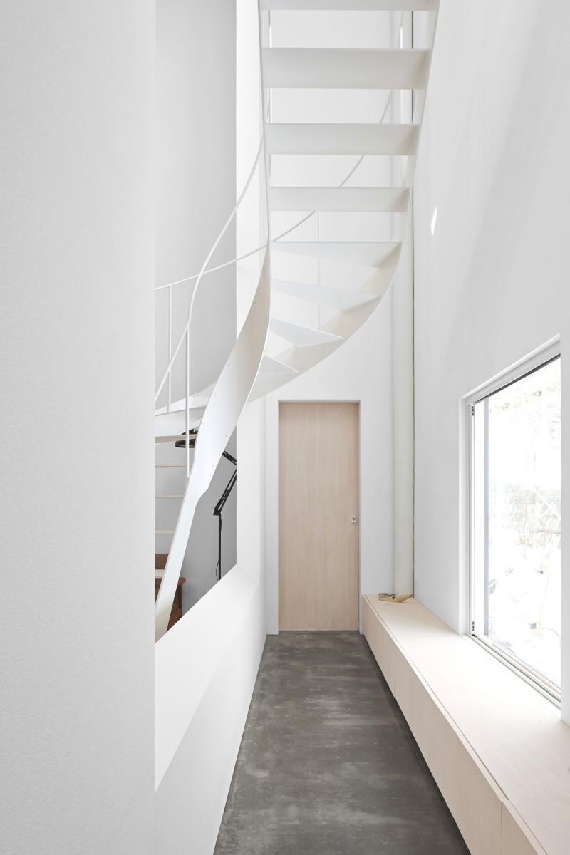 modern loft house in japan (4)