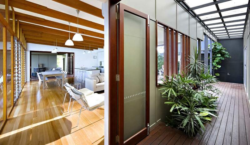 modern natural houw wooden glass steel bright (13)