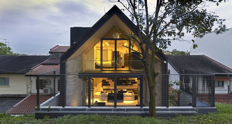 modern townhouse in singapore (23)
