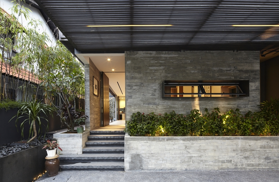 modern townhouse in singapore (3)