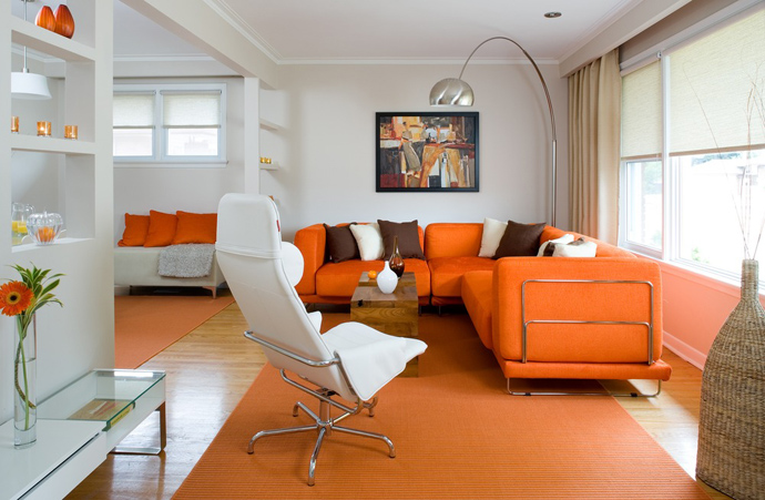 orange decoration in your house (1)